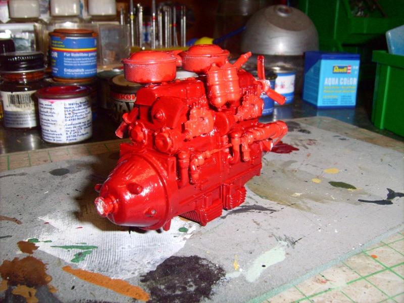Ein Krupp Titan wird Restauriert Lpic7111