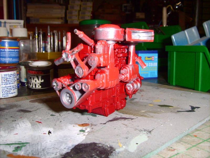Ein Krupp Titan wird Restauriert Lpic7112
