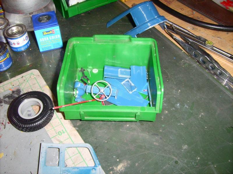 Ein Krupp Titan wird Restauriert Lpic7114