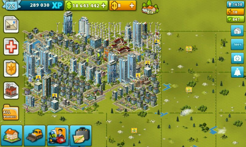[ANDROID - JEU : MY COUNTRY] Construisez votre ville [Gratuit] 2011-010