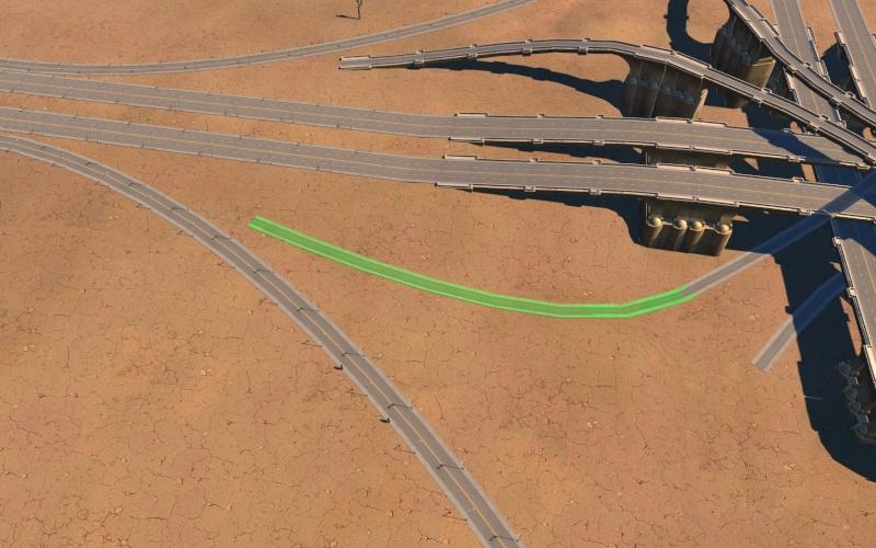 échangeur spaghetti Gamesc35