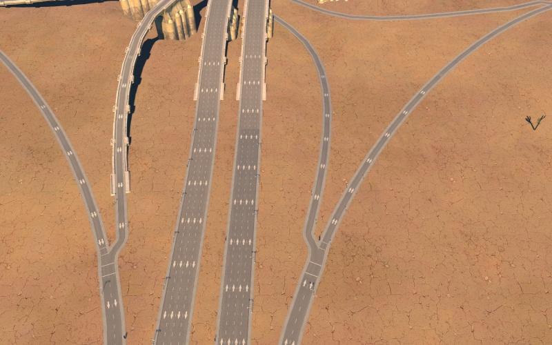 échangeur spaghetti Gamesc42