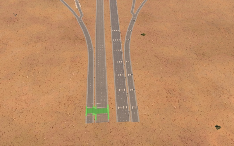 échangeur spaghetti Gamesc43