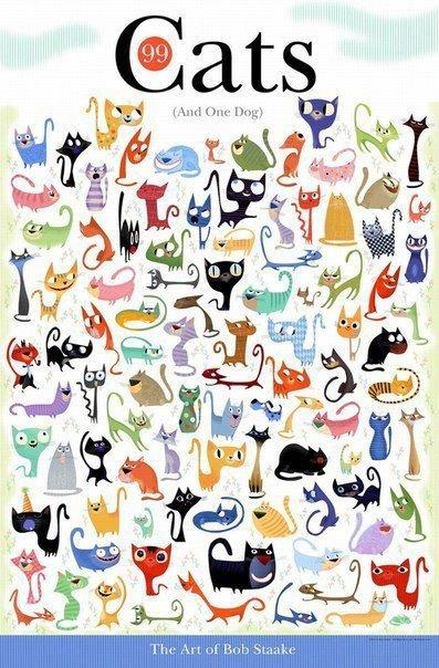 99 chats et 1 chien Jeu10
