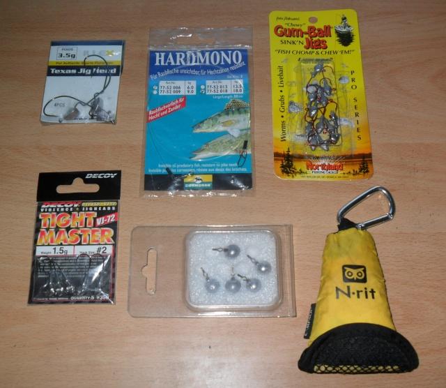 leurres et accessoires: Imakatsu,bassday,decoy..... Sam_2615