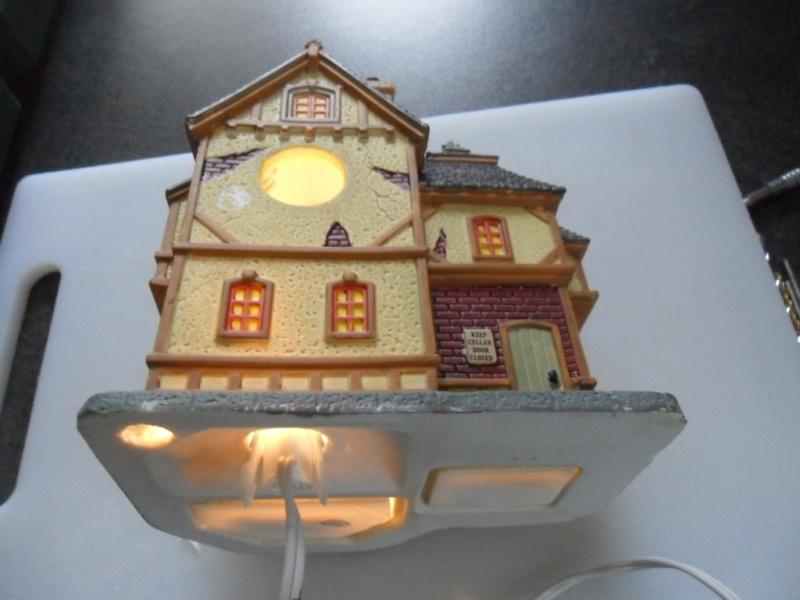 Pas à pas, Déviation de l'éclairage de nos maisons... Sam_0714