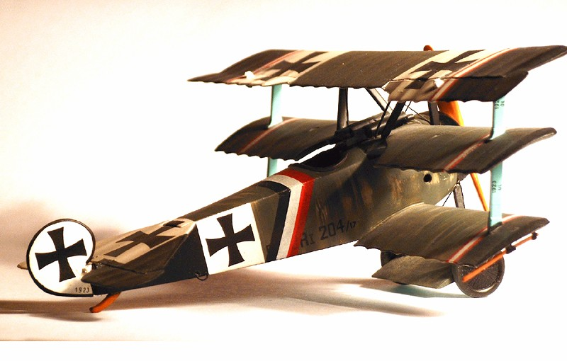 'Strip Down' Fokker DR.I / Artesania Latina, 1:16 - Seite 7 1-44_d10
