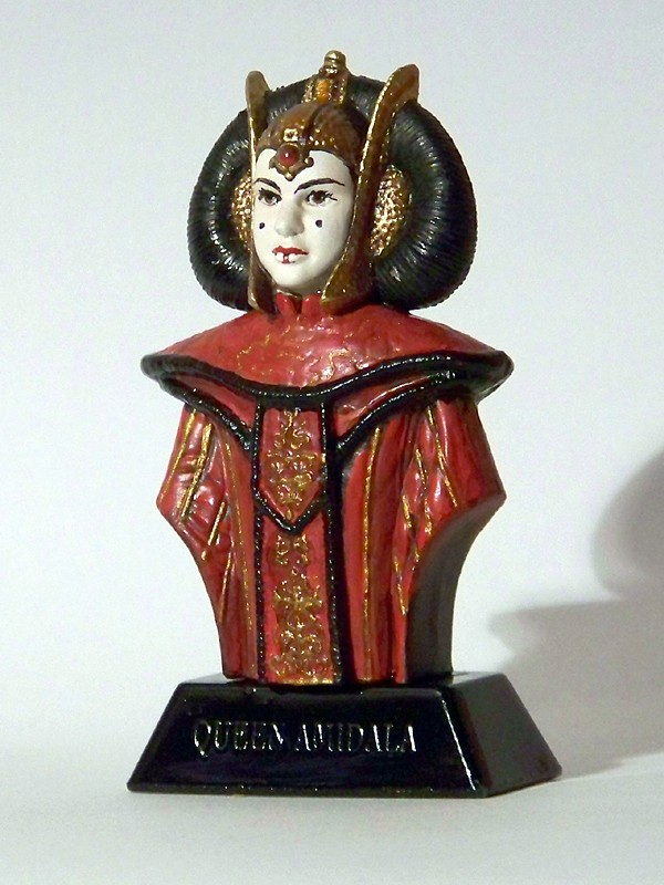 STAR WARS - Queen Amidala Büste Amidal10