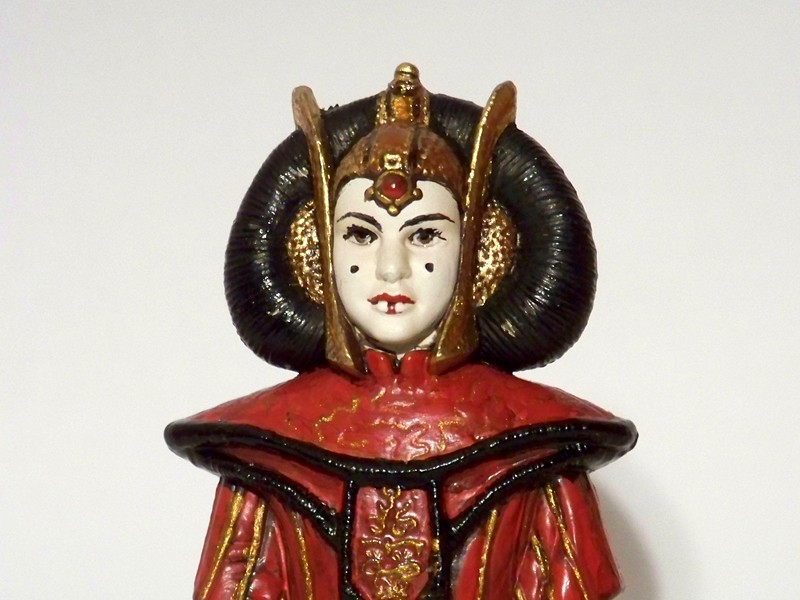 STAR WARS - Queen Amidala Büste Amidal11