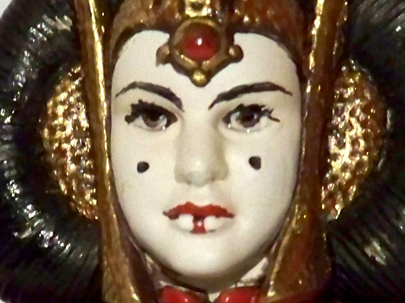 STAR WARS - Queen Amidala Büste Amidal13