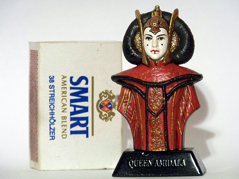 STAR WARS - Queen Amidala Büste Amidal15