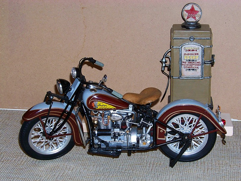 1938er Indian Four, M 1:6 Indian23
