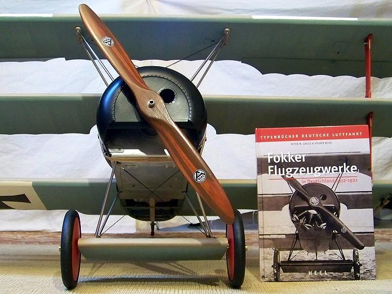 Fokker DR.I  -  DeAgostini-Umbau, M 1:6 - Seite 2 Rumpf_34
