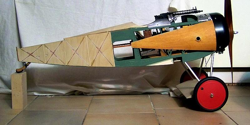 Fokker DR.I  -  DeAgostini-Umbau, M 1:6 - Seite 2 Rumpf_39