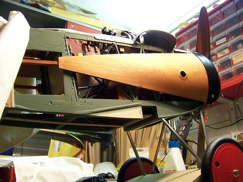 Fokker DR.I  -  DeAgostini-Umbau, M 1:6 - Seite 2 Rumpf_41