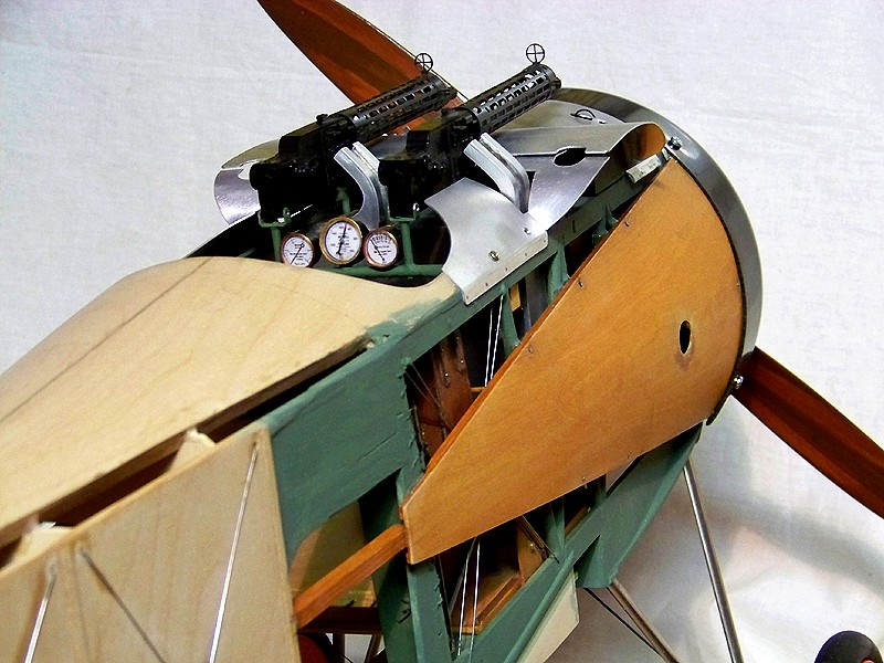 Fokker DR.I  -  DeAgostini-Umbau, M 1:6 - Seite 2 Rumpf_43