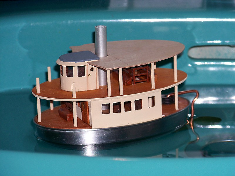 FUN-PROJEKT STEAM BOAT - Seite 2 Touris34