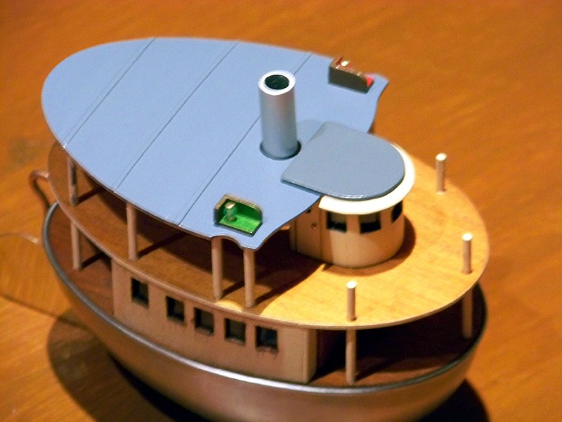 FUN-PROJEKT STEAM BOAT - Seite 2 Touris35