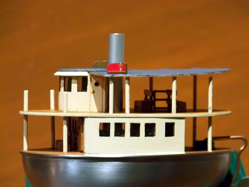 FUN-PROJEKT STEAM BOAT - Seite 2 Touris36