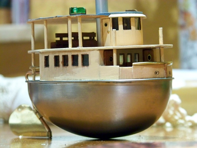 FUN-PROJEKT STEAM BOAT - Seite 2 Touris39