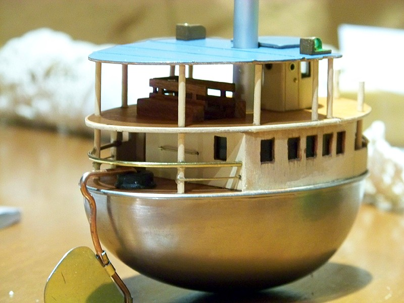 FUN-PROJEKT STEAM BOAT - Seite 2 Touris40