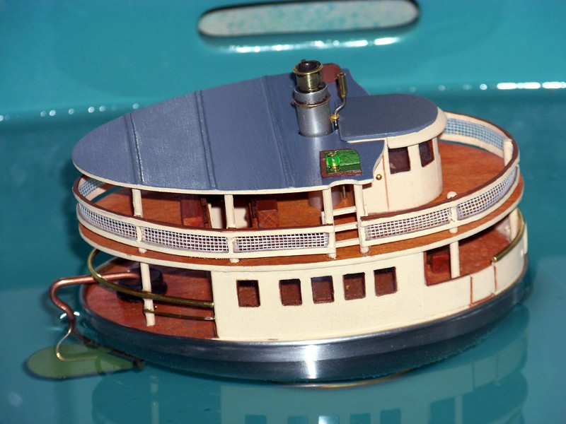 FUN-PROJEKT STEAM BOAT - Seite 2 Touris41