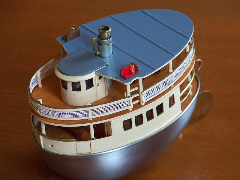 FUN-PROJEKT STEAM BOAT - Seite 2 Touris42