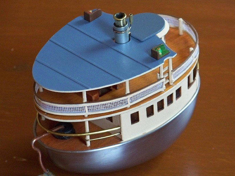 FUN-PROJEKT STEAM BOAT - Seite 2 Touris43