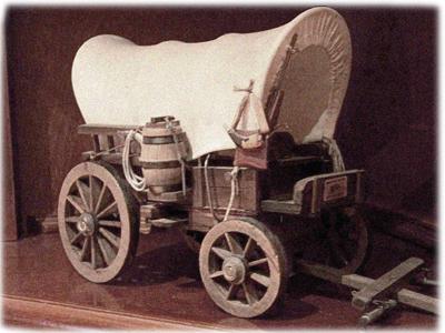 Fuhrwerke im Wilden Westen Wagon_10
