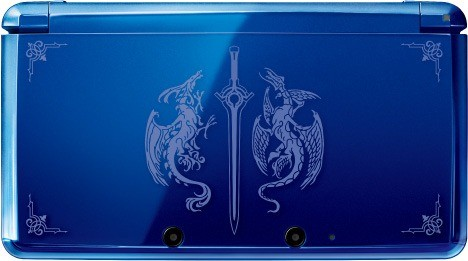 Nintendo 3DS limited fire emblem + autres packs!! ^^ encore.. 13305810