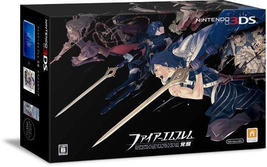 Nintendo 3DS limited fire emblem + autres packs!! ^^ encore.. 13305811