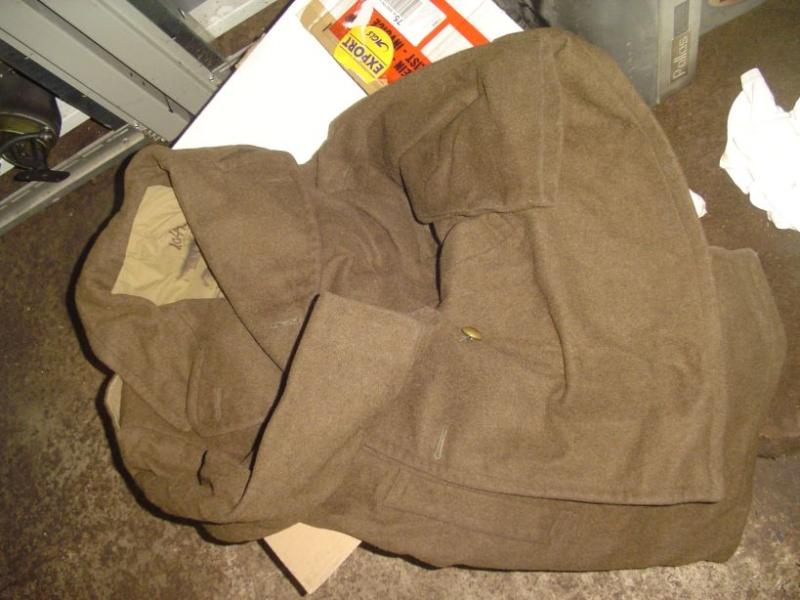 [vendu]manteau et veste appelé français années 70 Dsc02612
