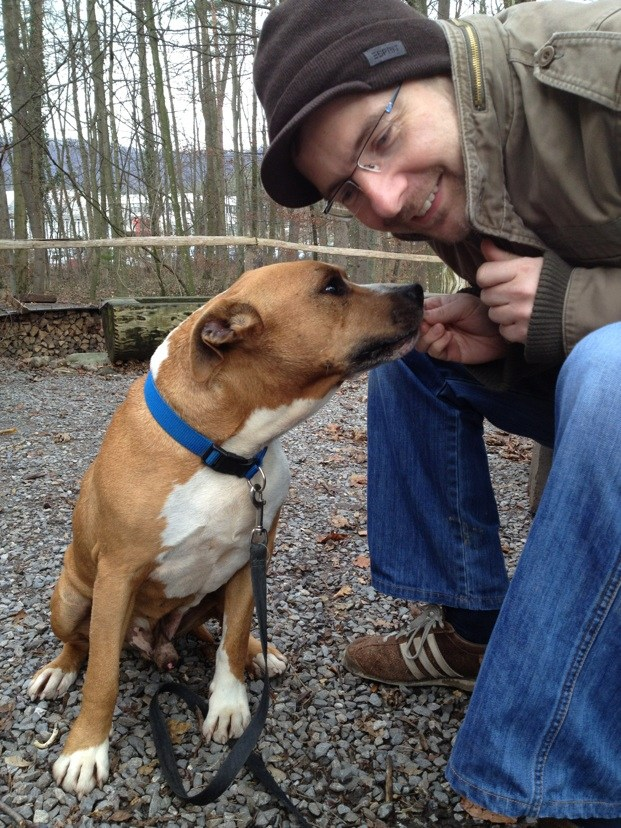 Nouvelles des chiens partis le 1er décembre pour l'Allemagne Titi10