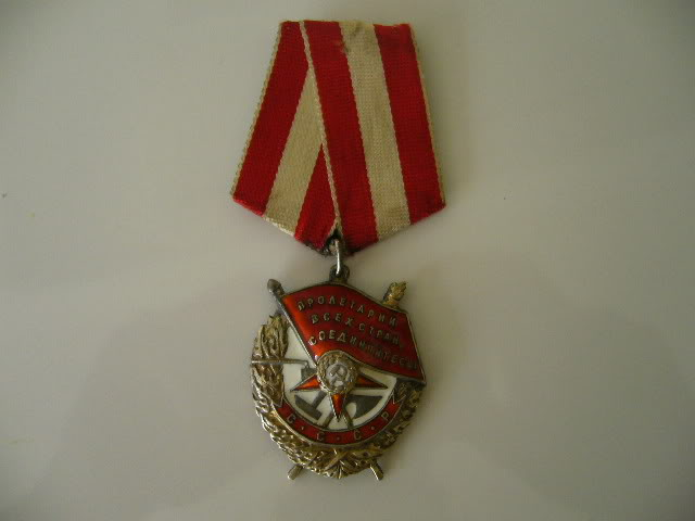 L'ordre du Drapeau Rouge [URSS] Drapea10