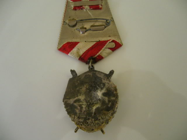 L'ordre du Drapeau Rouge [URSS] Drapea11