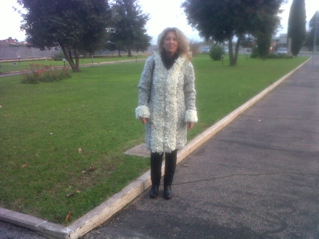 I miei lavori a maglia Roma-214