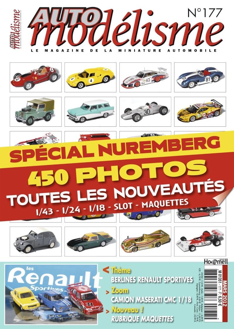AUTO MODELISME NO 177 MARS 2012 Couv_110