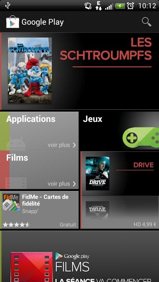 [SOFT] GOOGLE PLAY FILMS : Louer vos films sur le Play Store [Gratuit] 2012-013
