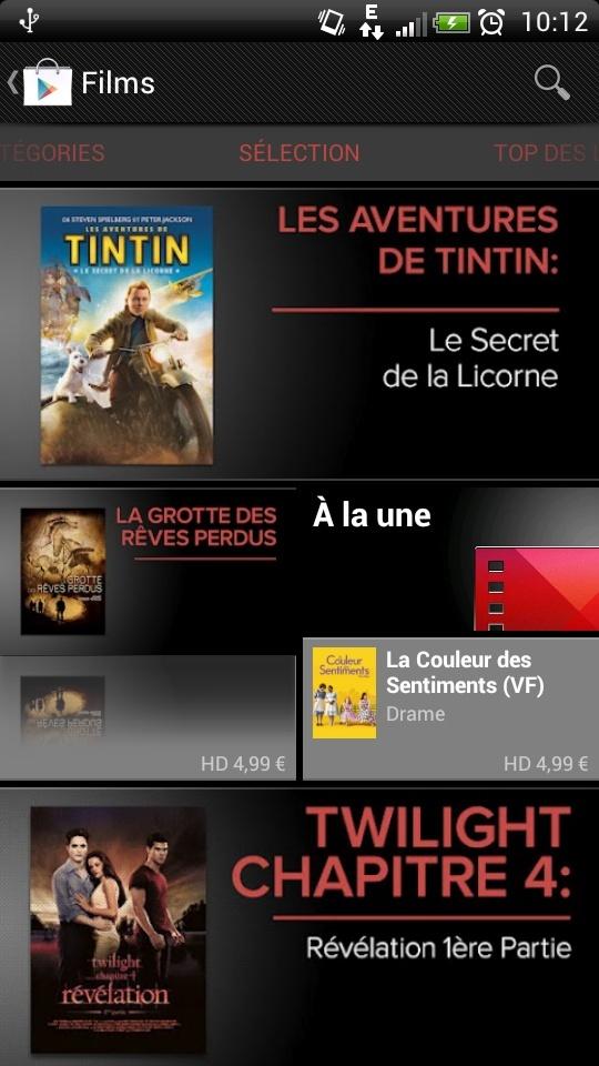 [SOFT] GOOGLE PLAY FILMS : Louer vos films sur le Play Store [Gratuit] 2012-014