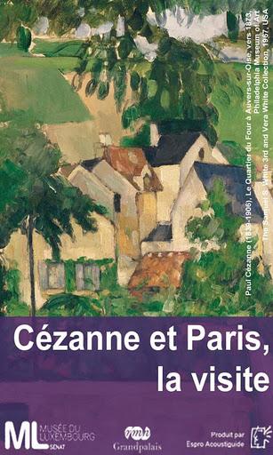 [SOFT] CEZANNE ET PARIS : Audioguide sur l'artiste Peintre [Payant] Unname13