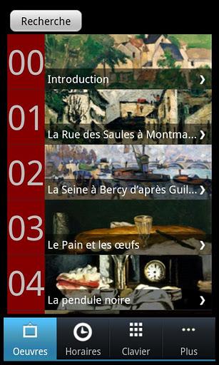 [SOFT] CEZANNE ET PARIS : Audioguide sur l'artiste Peintre [Payant] Unname14