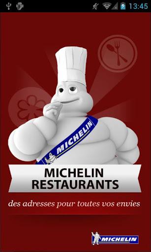 [SOFT] MICHELIN RESTAURANT : Recherche de resto [Gratuit] Unname32