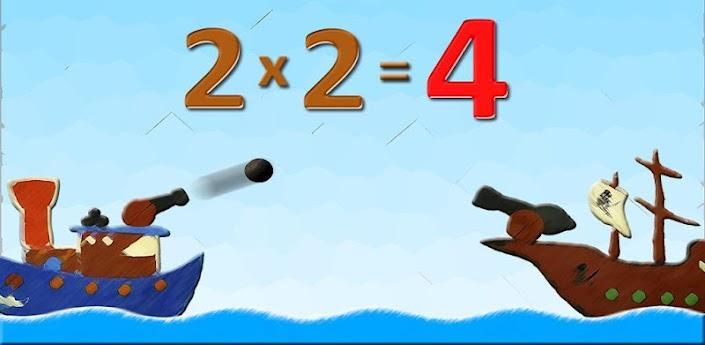 [JEU] 2x2=4 : Manière amusante pour apprendre les tables pour enfants[Gratuit/Payant] Unname53