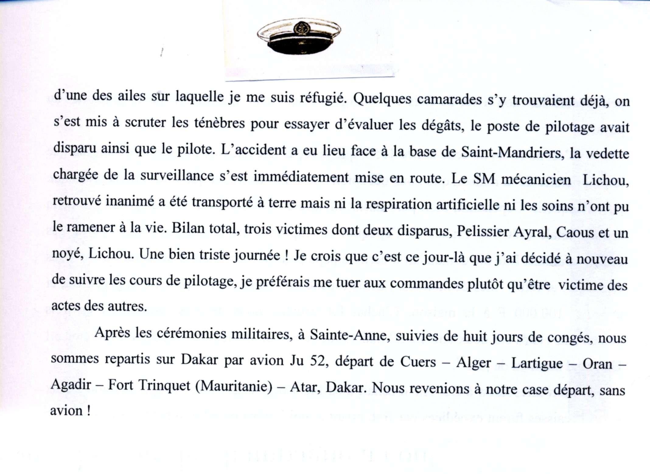 """[Les anciens avions de l'aéro] Hydravion SHORT """"SUNDERLAND"""" Dakar_21"""