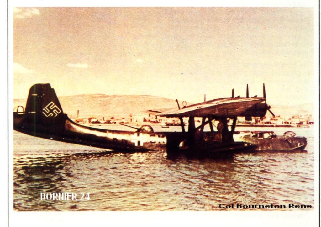 [Les anciens avions de l'aéro] Hydravion DORNIER  DO 24 Dornie10