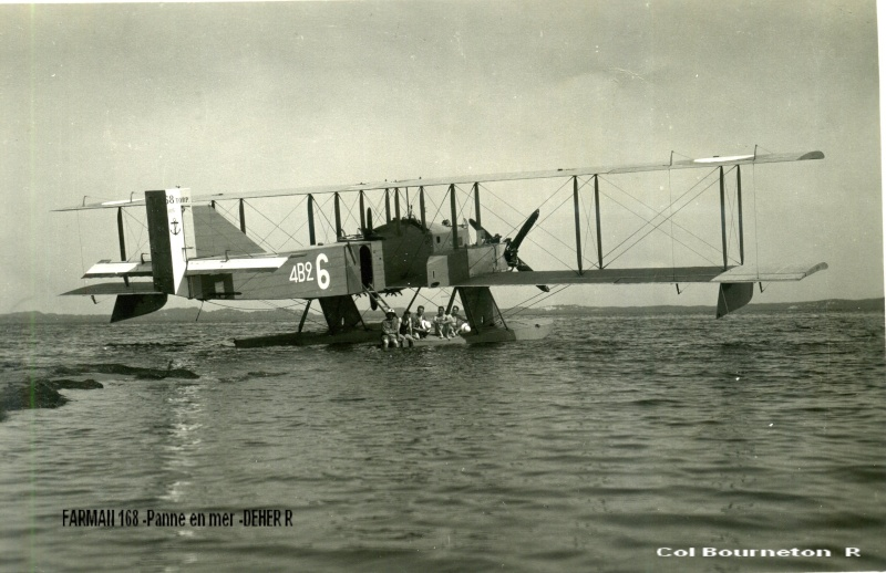 [Les anciens avions de l'aéro] Hydravion torpilleur Farman14