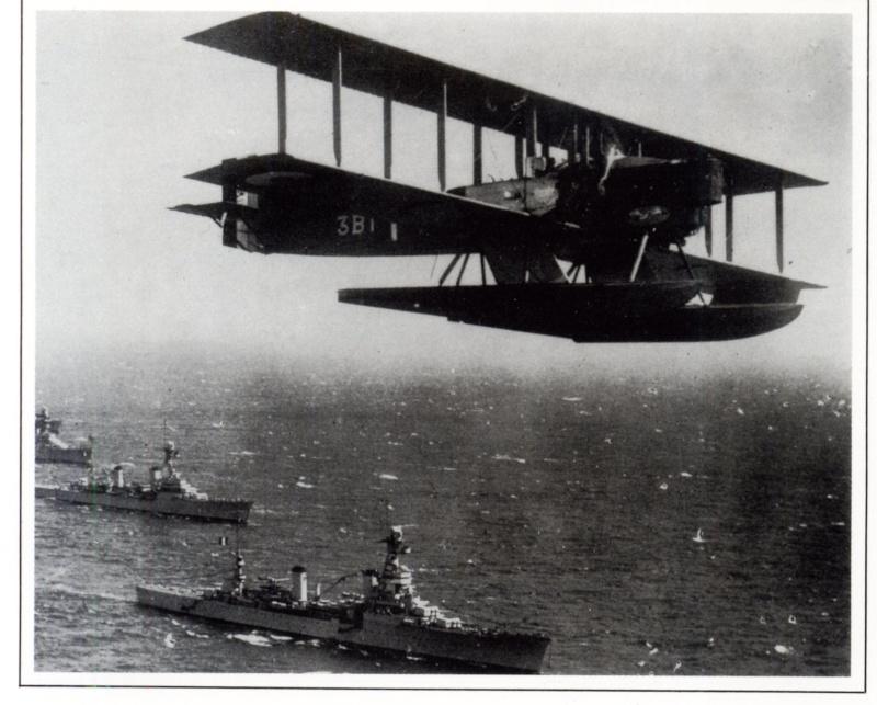 [Les anciens avions de l'aéro] Hydravion torpilleur Farman17