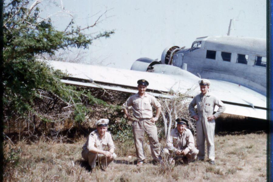 [Les anciens avions de l'aéro] JUNKER 52 - AACI TOUCAN - Page 2 Ju_52_10