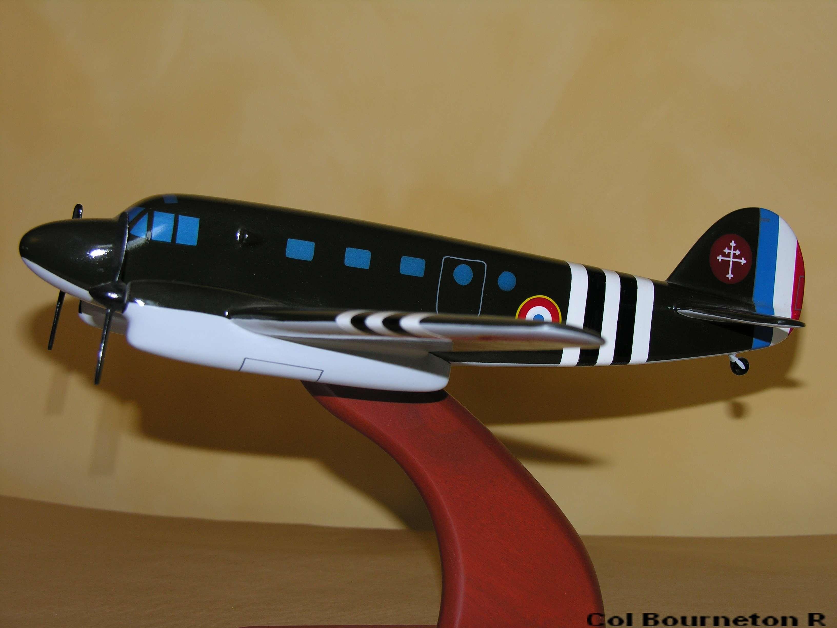 [Les anciens avions de l'aéro] Caudron/SNCAN C445 et C449 Goeland Maquet16