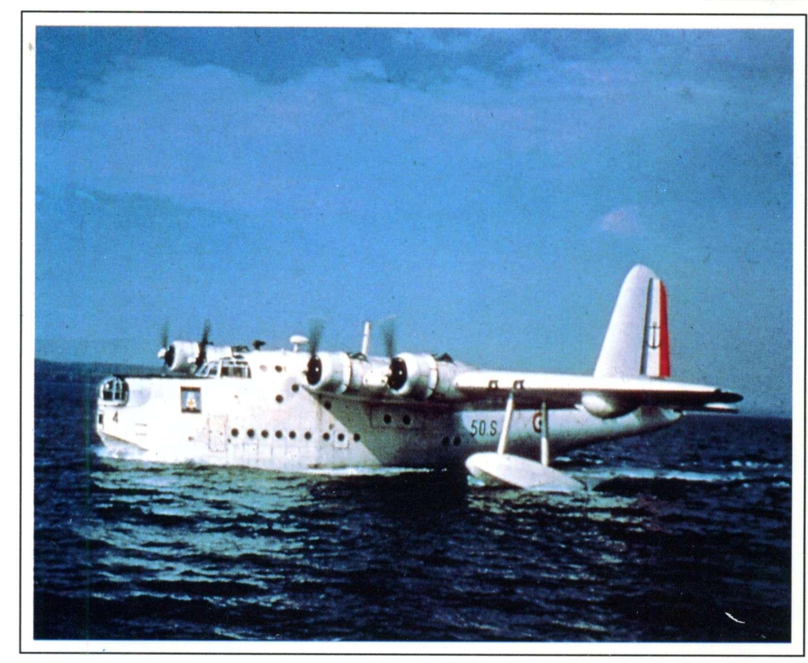 """[Les anciens avions de l'aéro] Hydravion SHORT """"SUNDERLAND"""" Sunder10"""